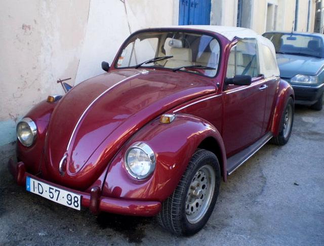 Volkswagen 1500 Convertible - 1967.