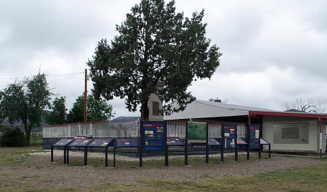 Ludlow, CO labor monument  (# 0039)