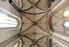 Das gotische Gewölbe der Marienkirche (PiP)