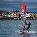 West Kiirby windsurfing