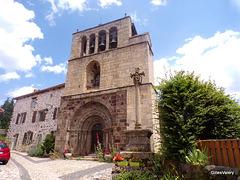 ARLEMPDES (L'église romane Saint-Pierre) (1)