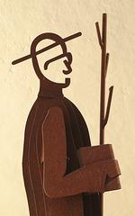 Statue at Sant Joan de Labritja