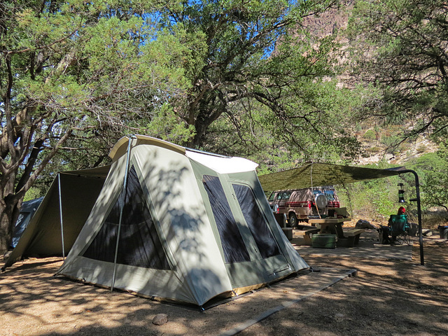 Kodiak 10 x 10 ft. Flex-Bow VX Tent