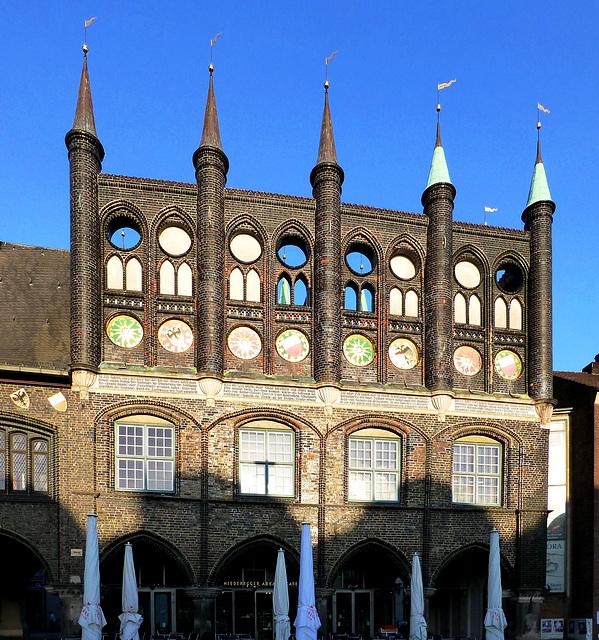 DE - Lübeck - Town Hall