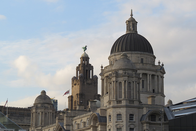 mersey docks offices, pierhead, liverpool