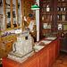 Dömitz, alte Ladeneinrichtung im Museum