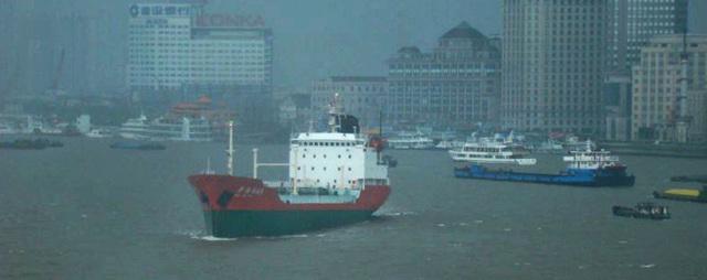 Shanghai river transport