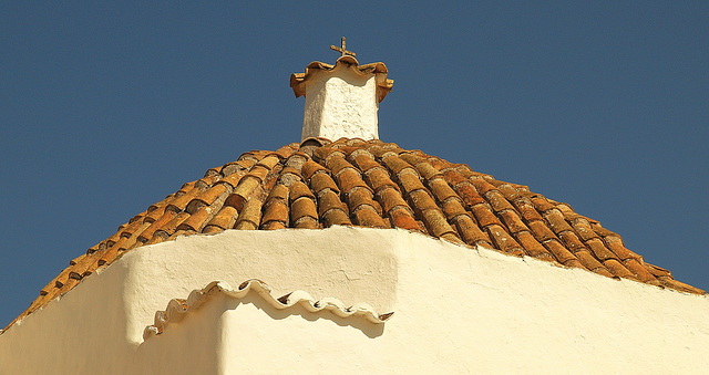 Dome at Sant Joan de Labritja