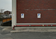 Photographer's Parking