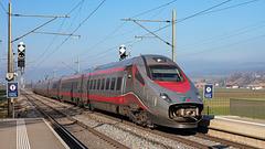 201124 Kiesen ETR610 Trenitalia 1
