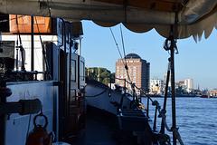 Museumshafen Övelgönne voraus HFF