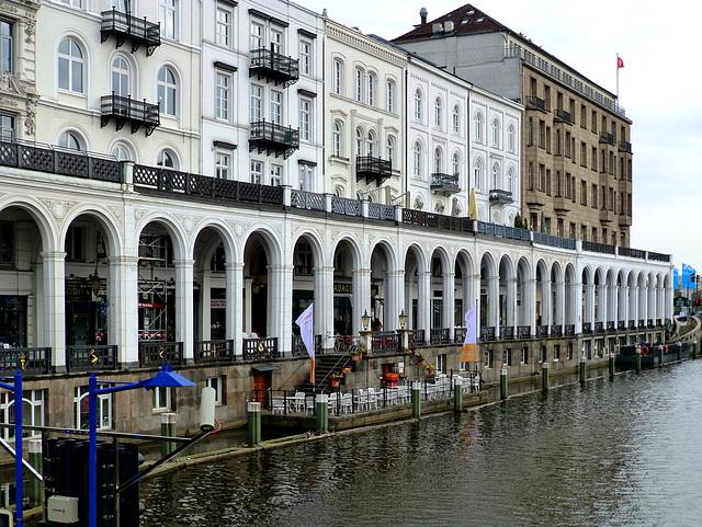 DE - Hamburg - Alster-Arkaden