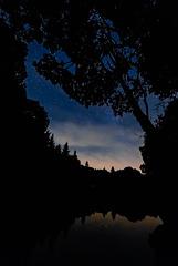 Nachts am See - 20150809