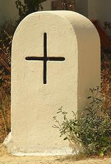 Cross at Sant Miquel de Balançat