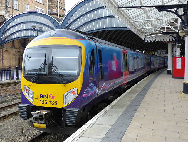 185135 at York - 23 March 2016