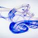Fumisterie en bleu