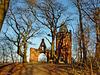Schwerin, Reppiner Burgwall