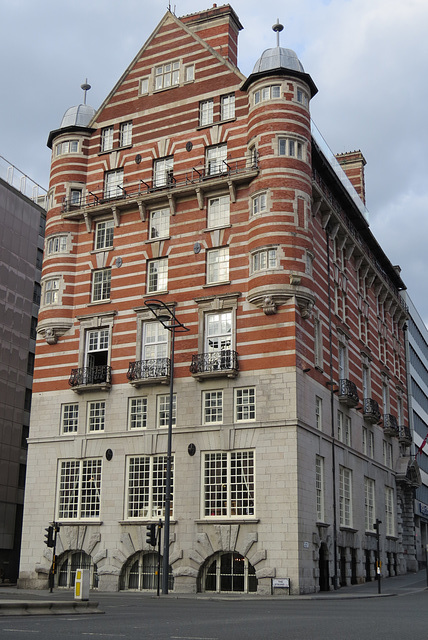 white star line offices, the strand, liverpool