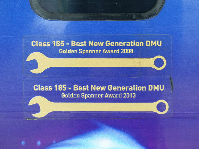 Golden Spanner Awards - 23 March 2016