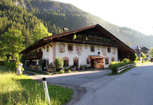 Haus in Leutasch