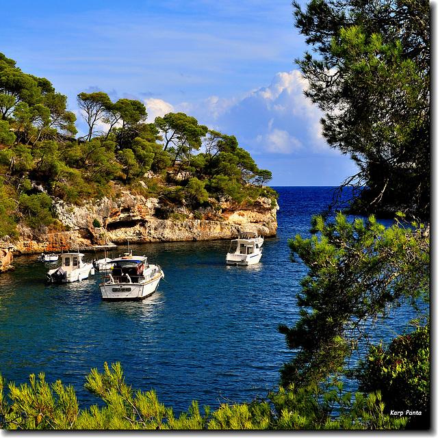 Cala Santanyí - Mallorca - Illes Balears