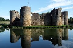Château de Commequiers - Vendée