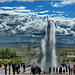 Islanda : Geysering -