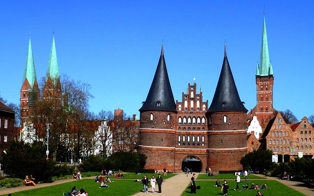 DE - Lübeck - Holstentor