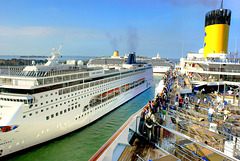 Venice Port 1. ©UdoSm
