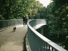 Brücke über die B1
