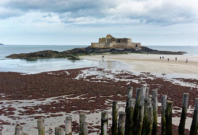 Saint-Malo, Fort National