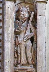 christchurch priory, hants
