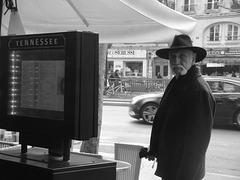 Paris - celui n'est pas William