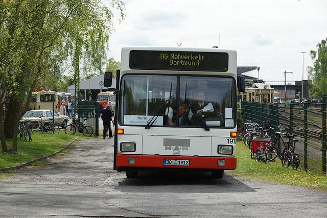 90 Jahre Omnibus Dortmund 193