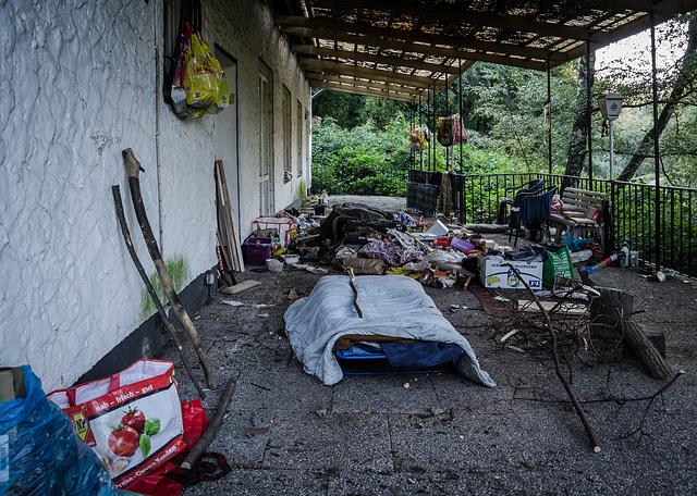 Obdachlos in Deutschland