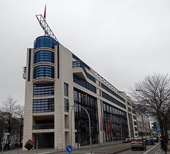 Willy Brandt Haus Berlin