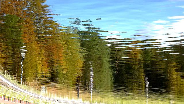 Les dessous du lac !