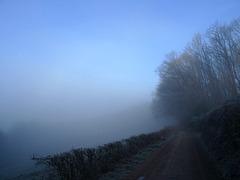 Brume du matin passe son chemin.. [ON EXPLORE]