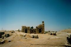 Nabataean temple.