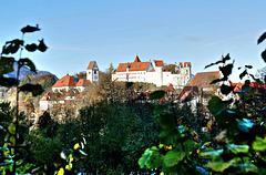 Füssen, Hohes Schloss. ©UdoSm