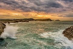 Ventana al mar.....