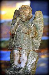 detail - Mt. Olivet Cemetery