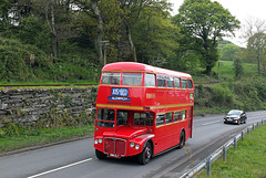 TiG - routemaster in Wales