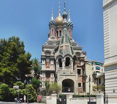 Sanremo - Chiesa di Cristo Salvatore
