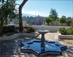 Granada El Albaicin Mezquita