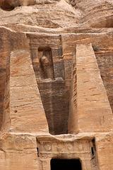 Burial tomb top detail