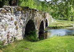 -Le petit pont  de Vresse sur Semois