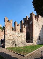 Town Walls, Soave, Veneto