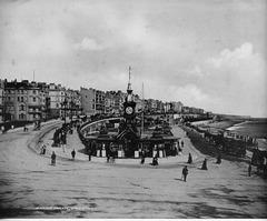 Marine Parade, Brighton (looking east) 300dpi
