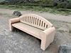 Banc californien / Californian bench